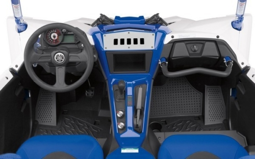 Yamaha YXZ Dash Panel White (5) 1