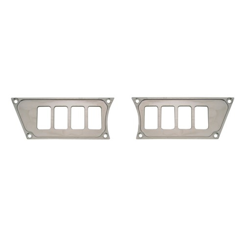 Polaris RZR 1000 Aluminum Dash Panel (2)