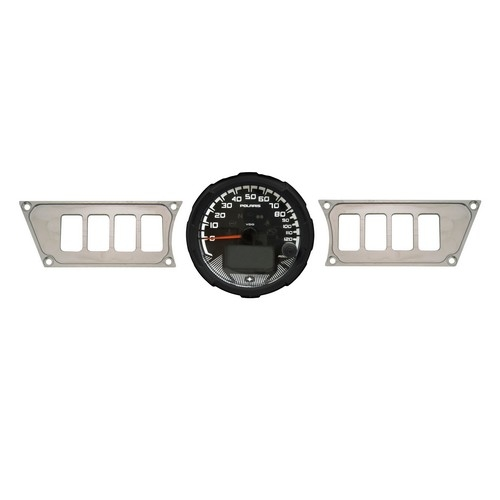 Polaris RZR 1000 Aluminum Dash Panel (3)