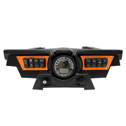 Polaris RZR 1000 Aluminum Dash Panel 5