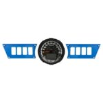 Polaris RZR 1000 Blue Dash Panel (1)
