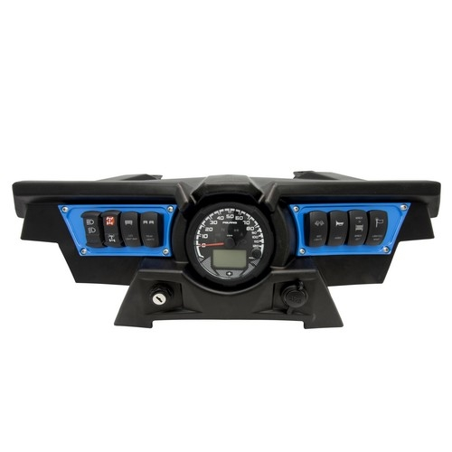 Polaris RZR 1000 Blue Dash Panel (8)