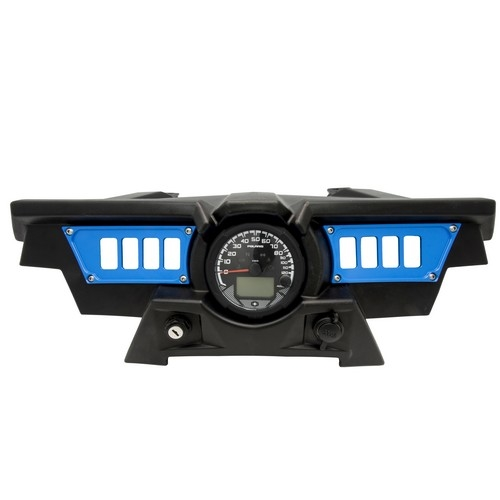 Polaris RZR 1000 Blue Dash Panel (9)