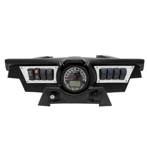 Polaris RZR 1000 White Dash Panel (5)