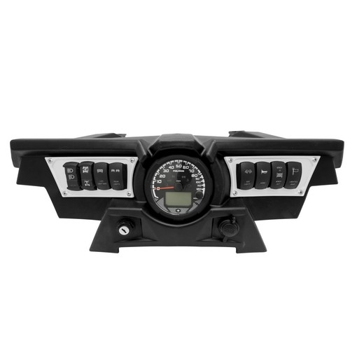 Polaris RZR 1000 White Dash Panel (6)
