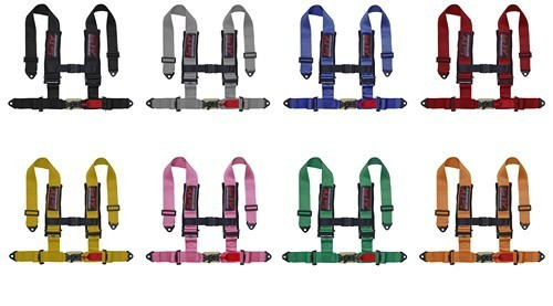 Racing Harness 4 Point Sewn In Pads res