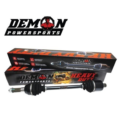 YXZ DEMON AXLE